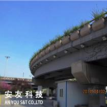 高架桥沿口绿化园林景观设计