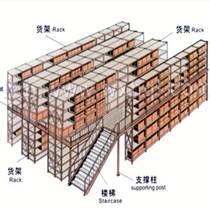 益陽倉儲貨架_中型倉儲貨架_重型貨架倉儲