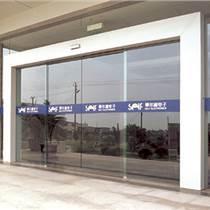 上海青浦新城玻璃感應門安裝維修 專業配玻璃 玻璃隔斷定做