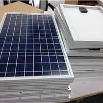 100W多晶太陽能電池板 100W太陽能板 單晶硅