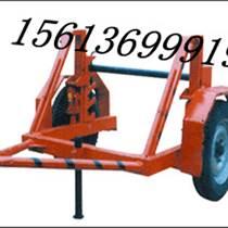 銷售液壓鋼線拖車-電纜拖車廠家