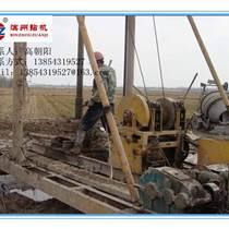 散裝龍門架水井鉆機高效轉盤式打樁機