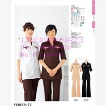 酒店技師工作服圖片,技師套裝,沐足SPA服裝樣式春裝