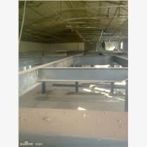 北京专业厂房加层搭建钢结构二层搭建