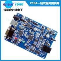 PCBA印刷線路板快速打樣加工公司深圳宏力捷服務熱忱