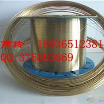江蘇廠家直銷高強度鍍銅鋼絲 黃銅絲哪里有 金屬絲鍍銅鋼絲