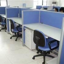 钢架办公桌 组合办公桌 隔断工位 重庆办公家具厂