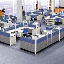重慶辦公家具屏風隔斷工位桌辦公家具定制