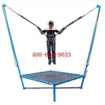 包頭哪里有賣兒童鋼架蹦極床的單人鋼架跳跳床哪家好