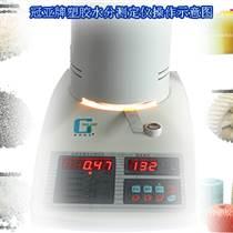 塑胶颗粒快速水分仪-冠亚塑胶水分检测仪经销地点