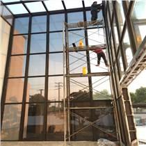 上海装修玻璃贴膜 工地玻璃贴膜 建筑玻璃贴防爆膜