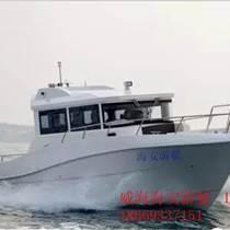 私人订制10米豪华游艇钓鱼船多用途艇