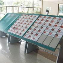 烤漆絲印導向牌 索引臺/禮賓牌河南鄭州路政索引牌 展示牌 寫字樓大堂指示牌