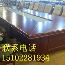 天津中高檔實木貼皮會議桌專賣-天津會議桌招募經銷商