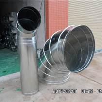 佛山螺旋风管厂销售哪家比较专业-选江大专业生产镀锌螺旋风管厂