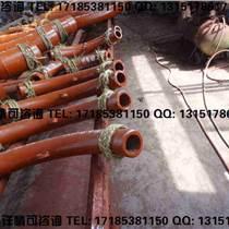 金矿石精选工艺管道陶瓷复合管