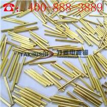 佛山H65空心黄铜管 定做H65毛细黄铜管 竹菱薄壁精拉黄铜管现货