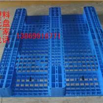 川子網格塑料托盤1210,加鋼管塑料托盤1210