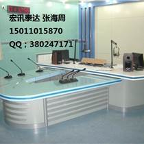 銷售訪談桌、廣播桌、演播桌