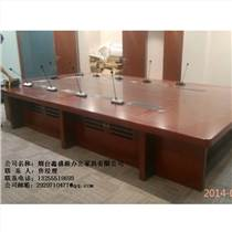 烟台会议桌公司,?#30340;?#22823;板会议桌,可升降会议桌