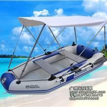 四人休閑釣魚艇,加厚沖鋒艇,4人硬底木板橡皮艇/釣魚船/出口充氣艇