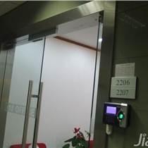 北京安裝玻璃門門夾設計地彈簧門窗公司