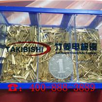 廠家直銷 銅介子 定制薄壁黃銅管,定做小銅套