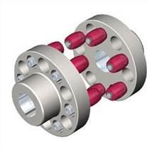 上海昕德供應的HL系列彈性柱銷聯軸器適合于各種同軸線的傳動系統