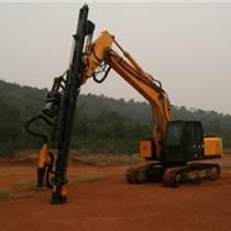 挖機改液壓鉆機定制廠家全國上門安裝