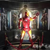 鋼鐵俠雕塑供應特價批發 復仇者聯盟主題展覽活動現場布場道具