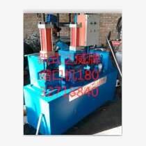 新式大棚雙缸液壓縮口機設備