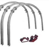 中翔支护供应20mnk/25U型钢支架价格实惠/定制加工/批发价