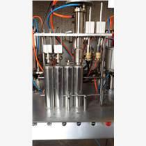 2017升級全套聚氨酯泡沫膠填縫劑灌裝機器