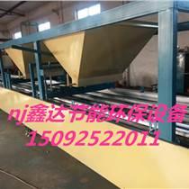 新型勻質復合保溫板設備一次成型