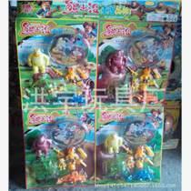 外貿庫存玩具稱斤批發 奧特曼超人動漫玩具按斤賣 地攤暢銷商品