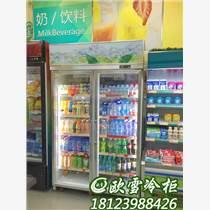 上海哪個廠家飲料展示柜可以定做 歐雪冷柜