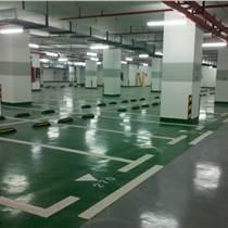 深圳停車場劃線價格_專業車位劃線尺寸標準_車位劃線施工