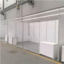 標準展位/廣交會攤位/八棱柱標攤展位搭建/便攜式展位