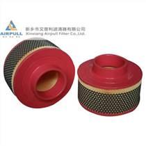 伯格空壓機配件空氣過濾器空氣濾芯