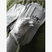 焊獸焊工防護勞保手套