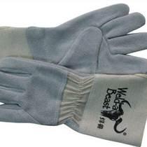 焊獸指甲手套