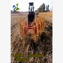 柴進圓盤摟草機綠色發展農牧機械