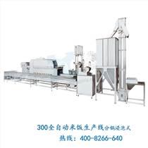 300全自动米饭生产线、翔鹰中央厨房设备