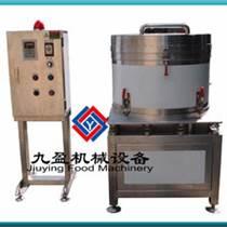 蔬菜多功能脫水設備食品加工生產瀝水機凈菜加工甩水機
