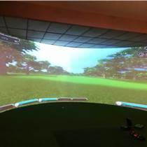 北京中晔博奥高尔夫模拟器