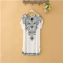 ?好看T恤暢銷女裝流行韓版吊帶裙個性便宜T恤批發