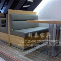 深圳石材餐桌定制茶餐廳西餐廳快餐廳大理石餐桌椅定制