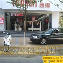卡位式电动车停车架