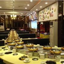 連云港回轉火鍋餐飲設備銷售廠家直銷