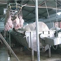 杀鸡屠宰流水线制造昊腾机械